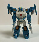 Transformers TOPSPIN & FREEZEOUT Titans Return Deluxe Class 2017 Complete Figure
