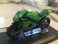Nice 1/24 Kawasaki ZXR-R Shinya Nakano 2004 MotoGP Altaya Ixo 1/24