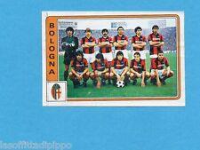 PANINI CALCIATORI 1984/85 -FIGURINA n.325- BOLOGNA - SQUADRA -Recuperata