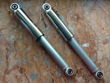 Stoßdämpfer silber chrom 310mm für Mofa Moped Zündapp NEU
