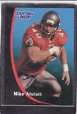 1998 Mike Alstott - Starting Lineup Card - Slu - Tampa Bay Bucs