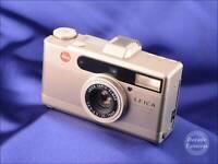 Leica Minilux Zoom 35mm Film Camera  - VGC - 9809