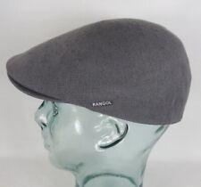 KANGOL BAMBOO 507 Flatcap grau Mütze Ivy Cap Sommermütze Gatsby NEU