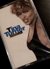 TINA TURNER Simply The Best (Cassette, Capitol) NEW