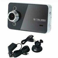 CAR DVR Compact Camera Full HD 1080P Recording Dash Camcorder Cam Black Mot Y1U5