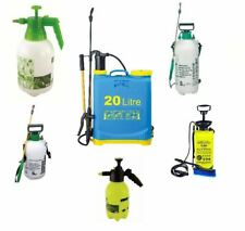 PRESSURE PUMP SPRAYER SHED FENCE WEED KILLER INSECT PEST CONTROL GUN SPRAY NEW