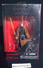 """Star Wars The Black Series 3.75"""" Luke Skywalker Walmart Exclusive"""