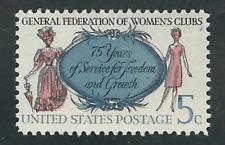 Scott #1316...5 Cent....Women's Clubs...25 Stamps