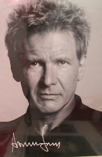 7x5 Signed Photo of Star Wars Han Solo - Harrison Ford