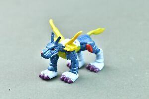 """Digimon MetalGarurumon 2"""" Bandai Mini H-T"""