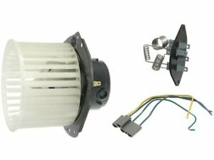 For 1992-1994 GMC C1500 Suburban Blower Motor Front 11616SZ 1993