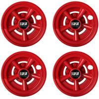 "Golf Cart SS Wheel Covers Hub Caps for Yamaha/Club CAR/EZ-GO Par Car 8"" Set of 4"