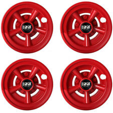 "Golf Cart 10l0l 8"" Wheel Covers Hub Caps, Set of 4 - EZGO, Club Car, Yamaha"