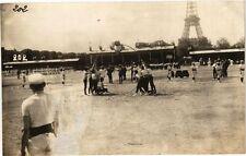 CPA carte photo FGSP Concours Internat. PARIS 1923 - Champ-de-Mars (212514)