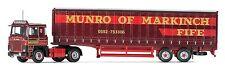 CORGI Scania 111, 40ft Curtainside Trailer, David Munro and Sons Ltd, CC15310