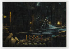The Hobbit The Battle of the Five Armies - Base Card 02 Canvas Parallel 55/75