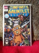 INFINITY GAUNTLET # 1 HIGH GRADE NM FIRST PRINT EDITION MARVEL COMICS