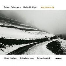 obert Schumann - Robert Schumann  Heinz Holliger Aschenmusik [CD]