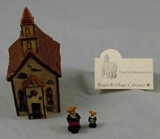 Boyds by Enesco - Pastor John's Woodland Church, #4015169 Mib - Free Shipping