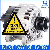 Fits AUDI A2 1.6 FSI 8Z 2002-2005 Petrol New Complete Alternator (Eng Code: BAD)
