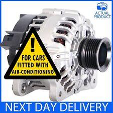 SKODA Fabia Mk1 6Y, Mk2 5J & ROOMSTER 1.4 2002-2015 Alternador Gasolina MPi Inc
