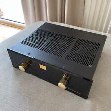 Audio Note - I Zero Integrated Tube Amplifier - UK [ORIGINAL, UNMODIFIED] Black