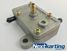 Rotax Max Kart Carburettor Fuel Pump Mikuni / Honda Cadet . NextKarting .