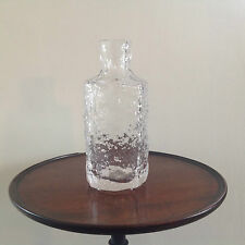 STUDIO ART GLASS  VASE SIGNED R.S.W. NO-105