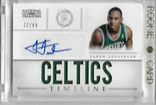 2012-13 National Treasures Jared Sullinger RC Timeline Auto/Game Patch/49