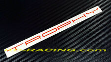 Renault Trophy Stickers Decals Sport Megane RS 250 265 275 Cup FREE SHIPPING x 2