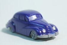 132 Typ 3 Wiking DKW Limousine 1953  / blauviolett - defekte Kanten