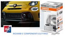Lampada Lampadina Xenon D1S Osram Xenarc 66140 35W per Fiat 500 Abarth 595 695