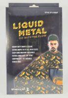 "Liquid Metal Salon Beauty Haircutting Cape 54"" X 60"" Snap Closure (Color Choice)"