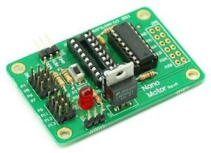 Nano 18 Motor Driver Board L293, B0138 Twin DC Motor, Robot, Arduino Tamiya Twin