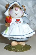 Wee Forest Folk Greta M-169b Retired