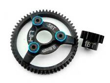 Hot Racing Steel Pinion/Spur Gear Set 18/58T 32P for Traxxas Rustler/Bandit 2WD