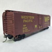 Western Pacific insulated single pug door Athearn # 56898