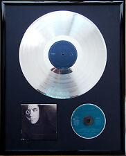 "Bob Geldof vegetarians infissi CD COVER +12"" VINYL d'oro/platino disco"