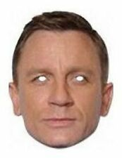 Daniel Craig - James Bond Face Mask - Many more in our shop FREE P&P