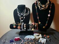 Jewelry Mixed Lot 25 Pieces    (Lot#7) Pretty in Pinks