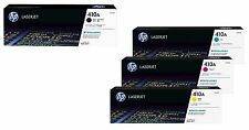 HP Original 410A Toner 4er Set / für HP Color Laserjet M452 , M477 Serie