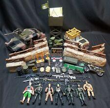 Soldier Force True Heroes Chap Mei Toys R Us Lot Humm V ATV War Zone Acc Figure
