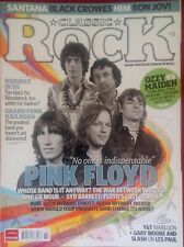Classic Rock Magazine Issue #85 Pink Floyd The Bands War Years  Freepost UK
