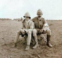 OLD PHOTO The Boer War 1899 South Africa The Siege And Relief At Ladysmith 3