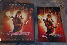 Elektra Born To Fight Trained To Kill Jennifer Garner DVD inkl. dt. Sprachton