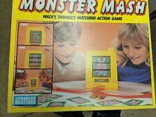 Vintage Parker Brothers Monster Mash Game Retro 1980s Board Game