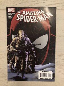 MARVEL COMICS AMAZING SPIDERMAN #574 1ST PRINT VF Origin Of Flash Thompson
