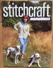 Vintage Stitchcraft Magazine.  November 1964