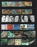 GB Stamps 2002 Commemoratives - Fine used (Multiple listing)