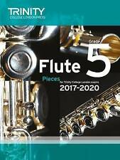 Trinity College London Flute Exam Pieces Grade 5 2017-2020 (Score & Part)